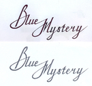 Blue Mystery
